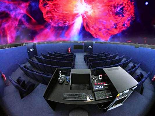 Infini TO - planetarium and museum of astronomy and space